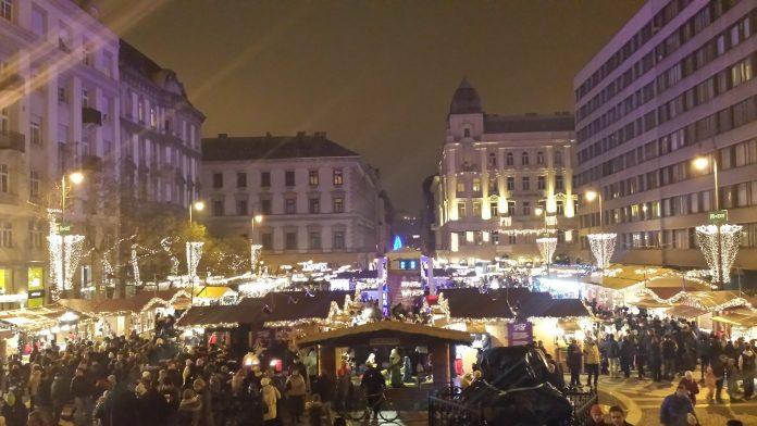 Budapest a Natale: i mercatini
