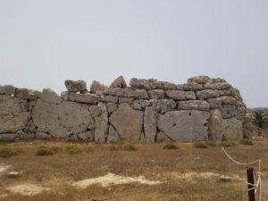 Gozo sito archeologico di Ġgantija