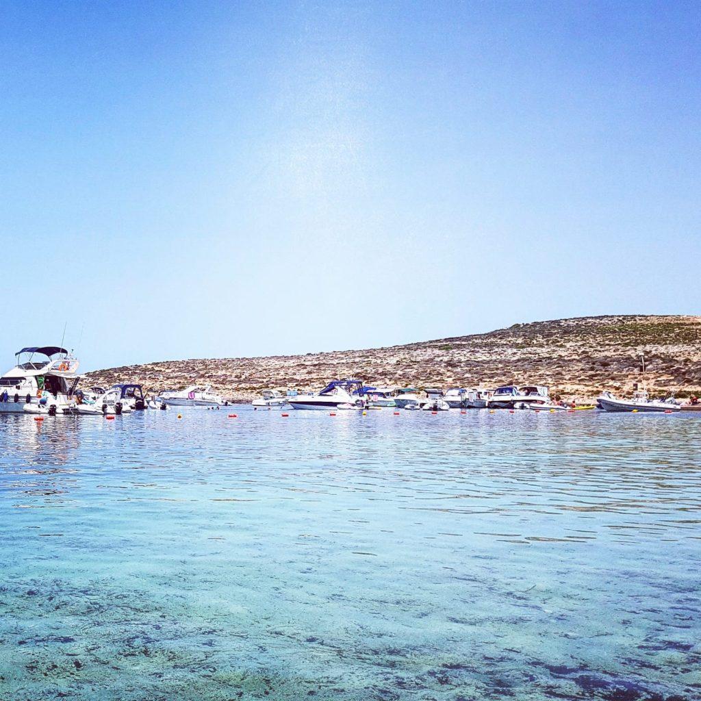 Santa Maria Bay: Comino non solo Laguna Blu