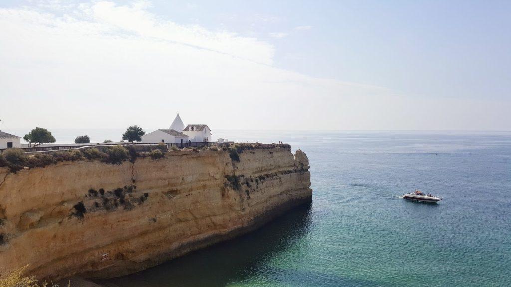 Cosa vedere in Algarve: Capela da Nossa Senhora da Rocha