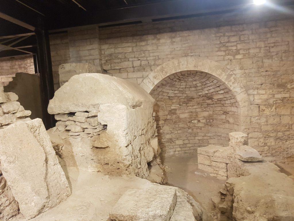 Cattedrale di Ruvo di Puglia: i sotterranei