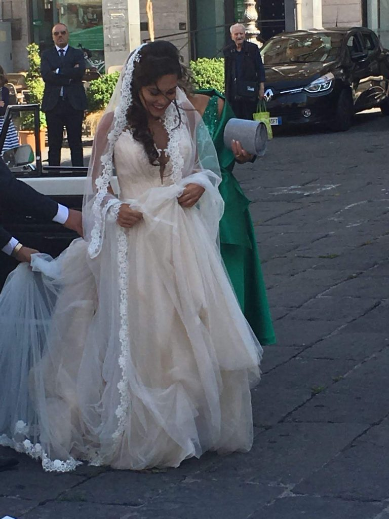Il mio bellissimo abito Nicole Spose