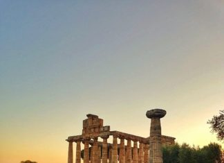 Paestum: le meraviglie della provincia di Salerno