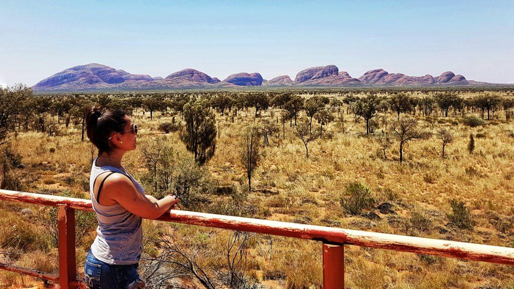 Red Center e il parco nazionale Uluru - Kata Tjuta