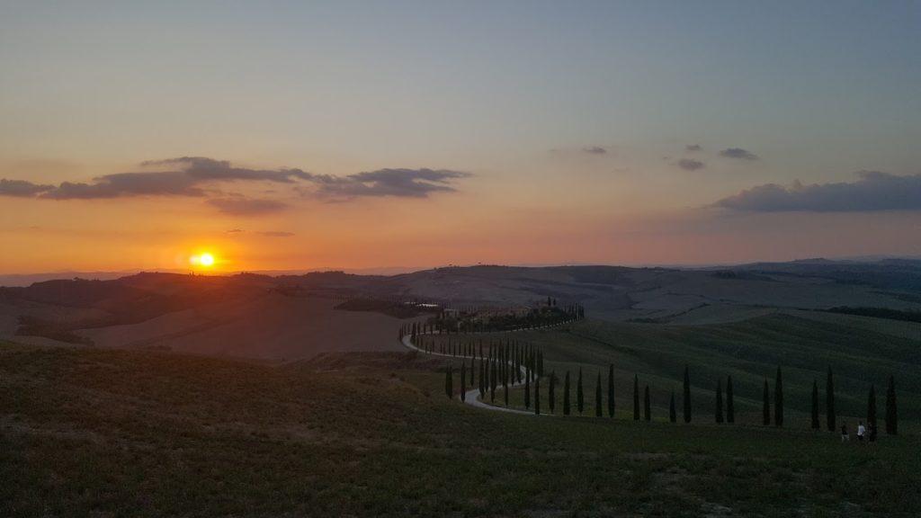 Viaggiare in Autunno:  Toscana